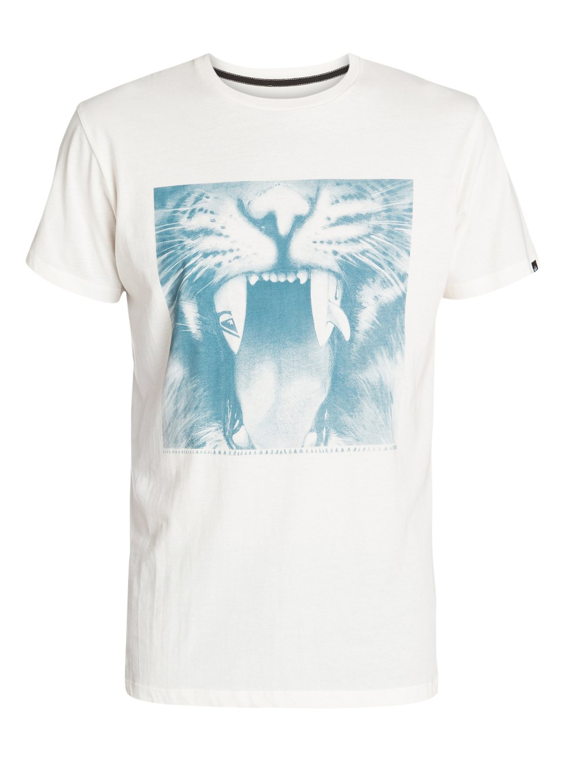 Organic Tee Java Tiger - Quiksilver������� �������� Quiksilver � �������� ������� � ������� �� ��������� ����� 2015. ��������������: �������� �� ������������� ������, ��������� ����� 140 �/��. �, ����������� ���� Modern Fit.<br>