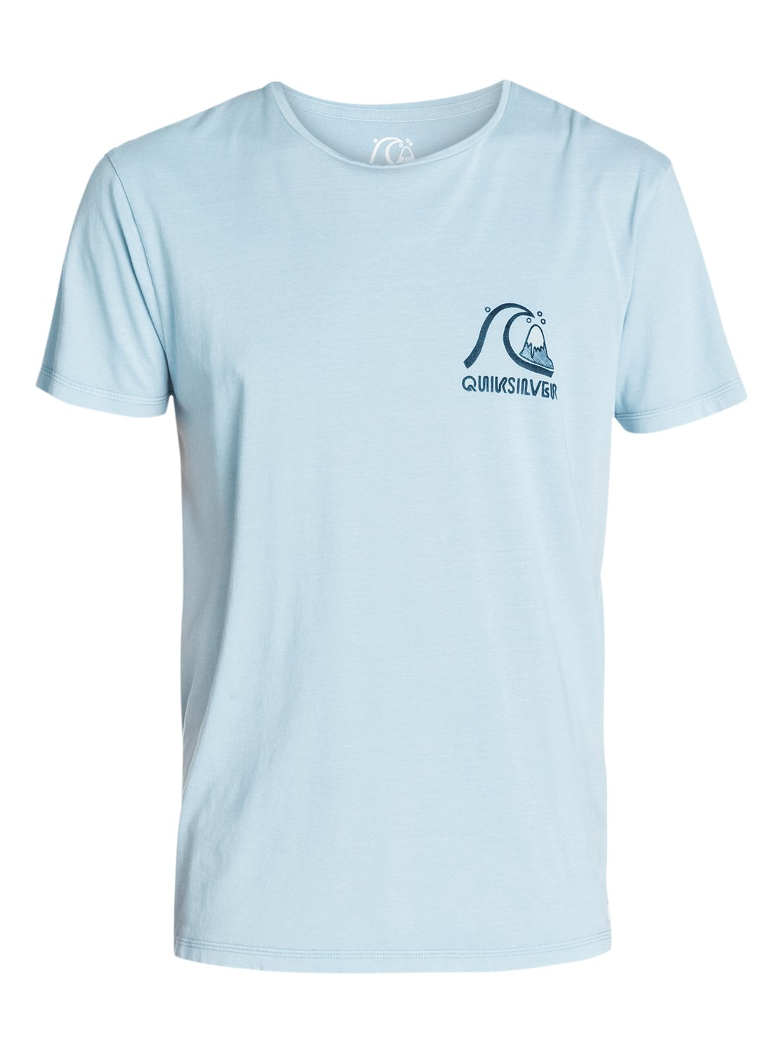 Garment Dyed Tee The Original - Quiksilver������� �������� Quiksilver � �������� ������� � ������� �� ��������� ����� 2015. ��������������: ������ ����������� �������� ���������� 140 �/��. �, ����������� ���� Modern Fit.<br>