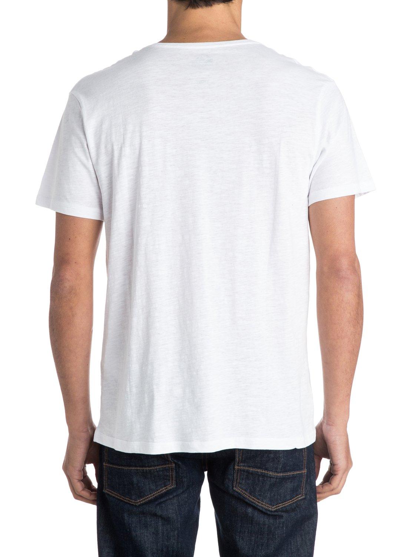Slub where you 39 d rather be t shirt eqyzt03392 quiksilver for What is a slub shirt
