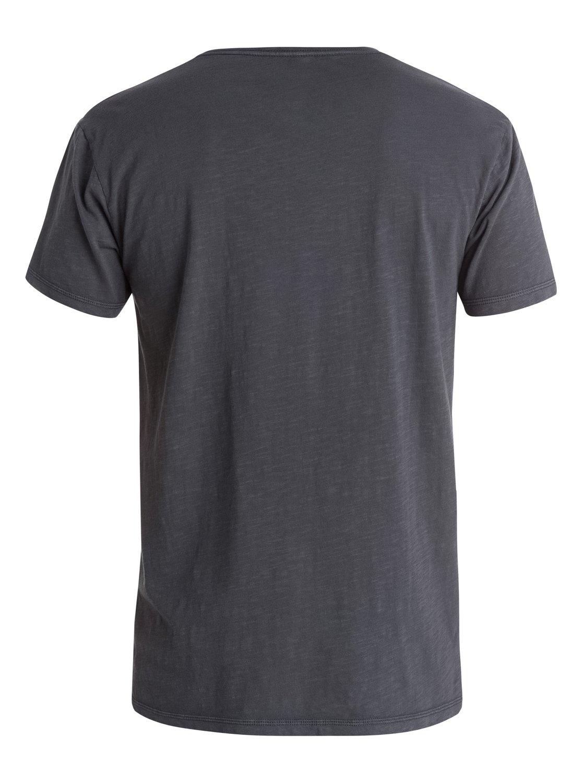 Slub eagles nest t shirt eqyzt03394 quiksilver for What is a slub shirt