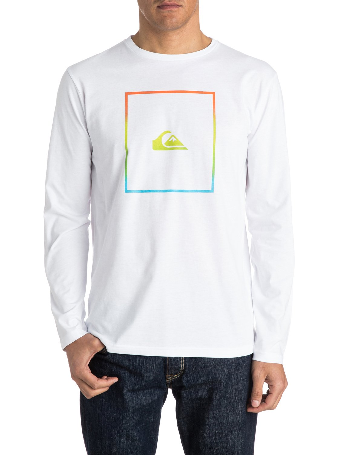 Classic Shut Up And Surf Long Sleeve T Shirt Eqyzt03437