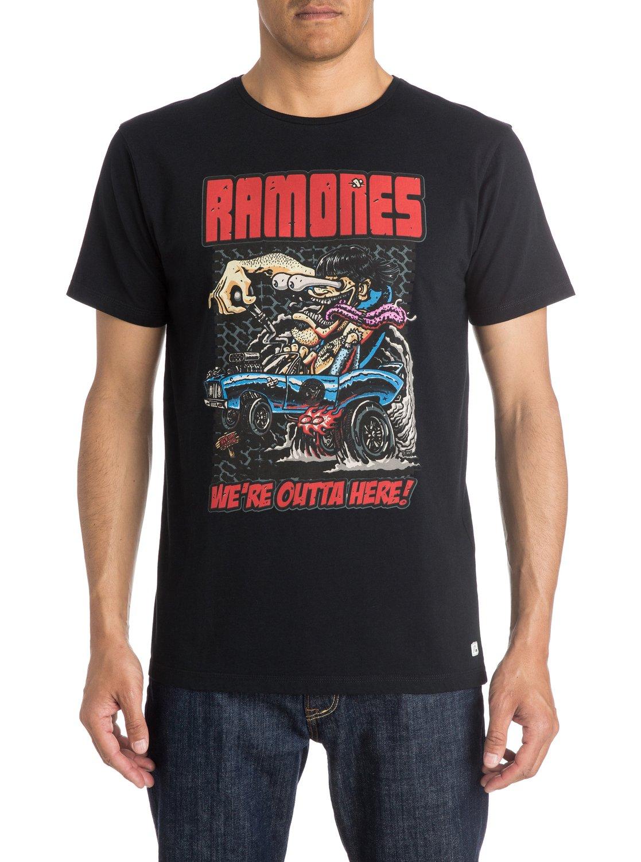 Quiksilver™ Ramones T-Shirt EQYZT03574 | eBay