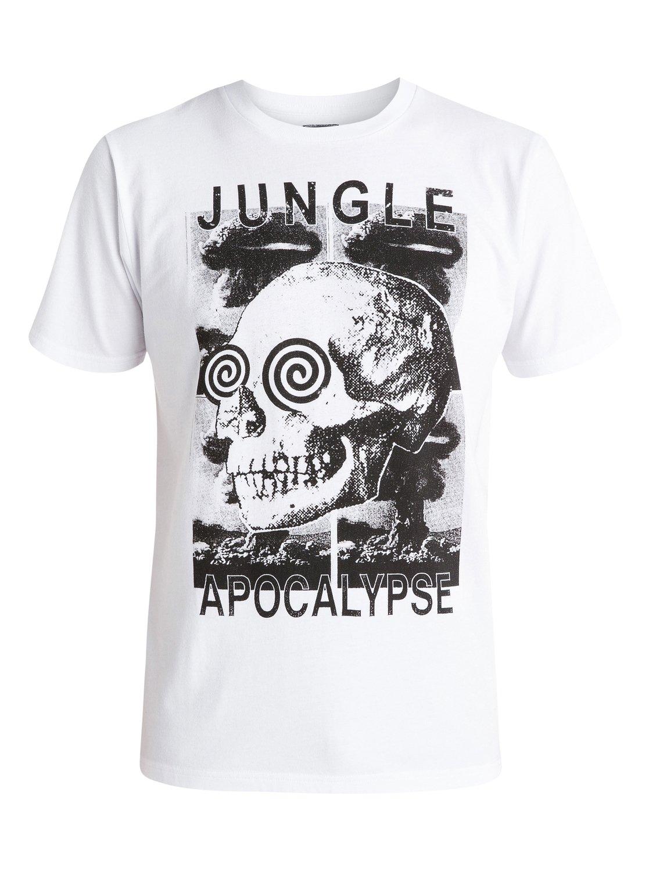 Amazon Apocalypse - t-shirt pour homme - quiksilver
