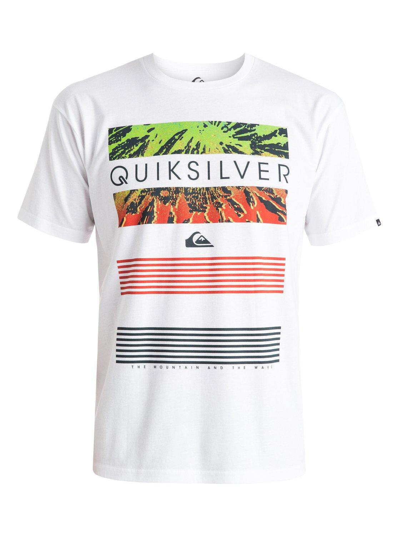 Men's Classic Line Up T-Shirt от Quiksilver RU