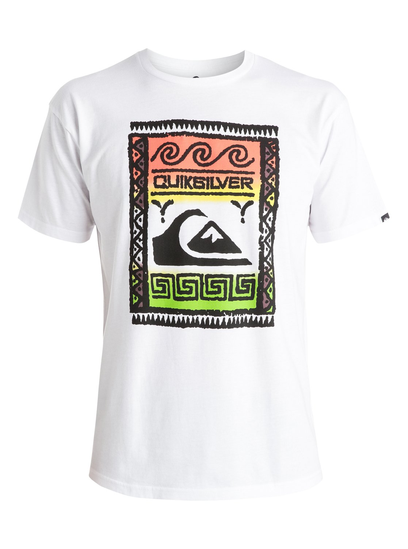 Men's Classic Wallstreet T-Shirt от Quiksilver RU