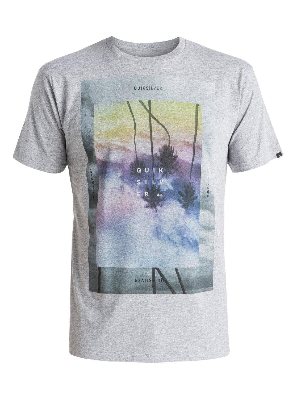 Classic Dark Palms - T-Shirt от Quiksilver RU