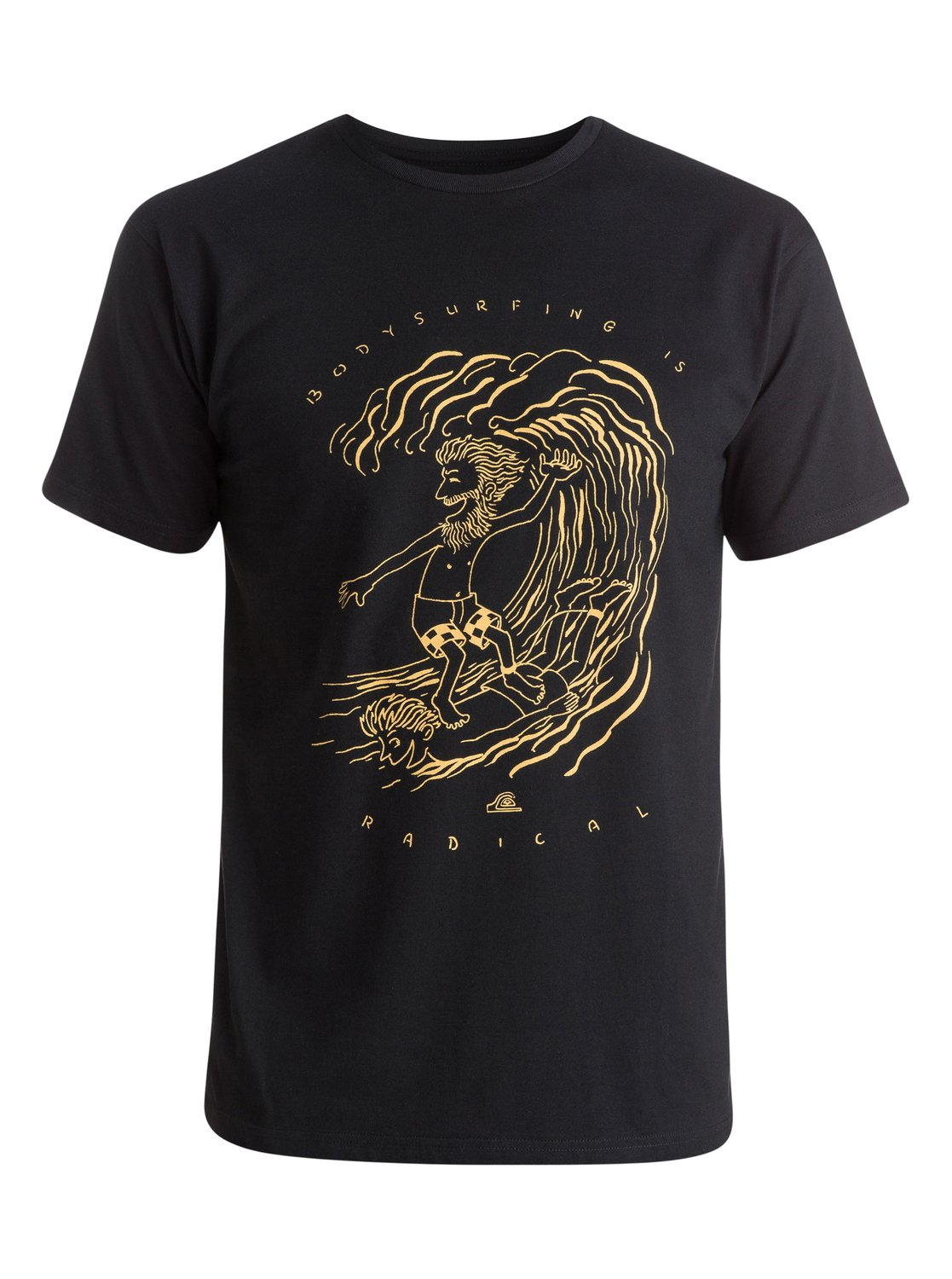 Classic Radical Surfing - T-Shirt - Quiksilver<br>