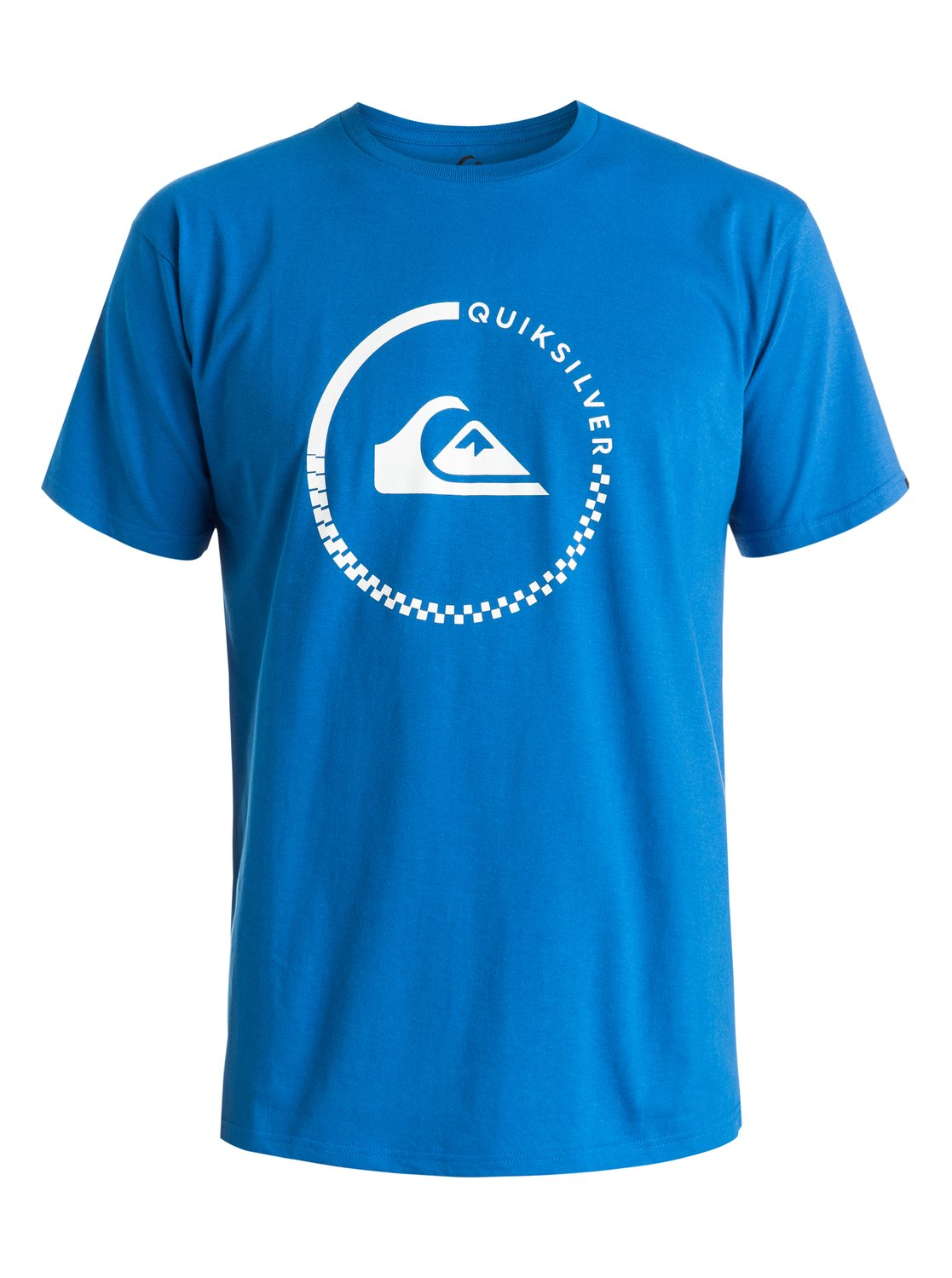 Classic Active Check - T-Shirt - Quiksilver<br>