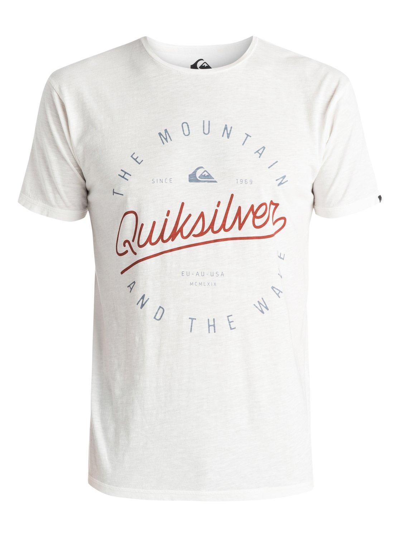 Здесь можно купить   Slub Scriptville - T-Shirt Новые поступления