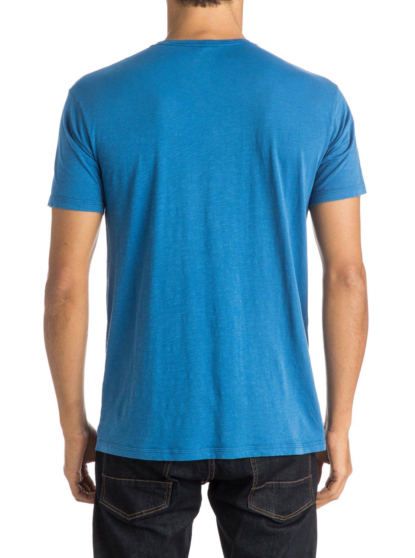 Slub scriptville t shirt eqyzt03686 quiksilver for What is a slub shirt