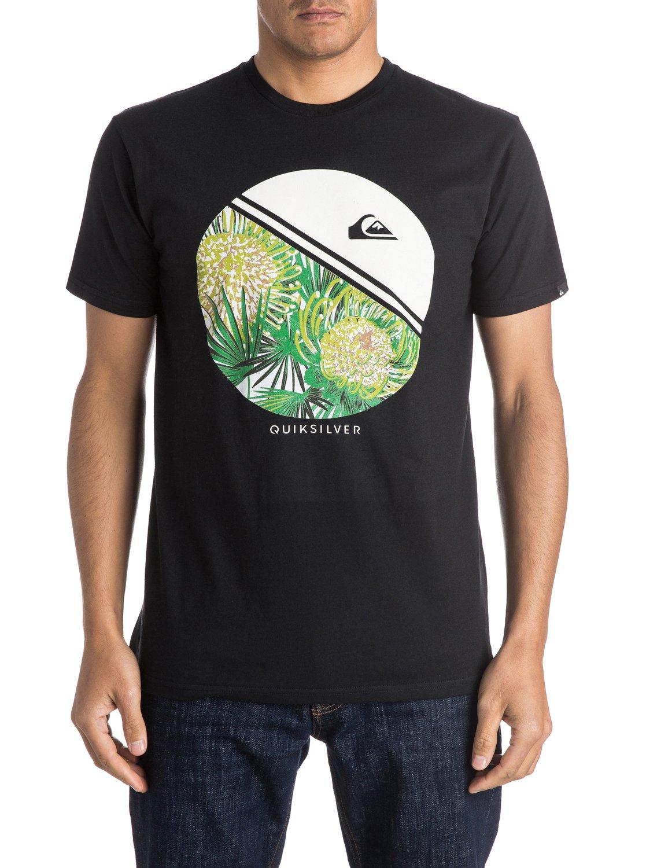 Quiksilver-Classic-Free-Wheelin-Tee-Shirt-pour-homme-EQYZT03923