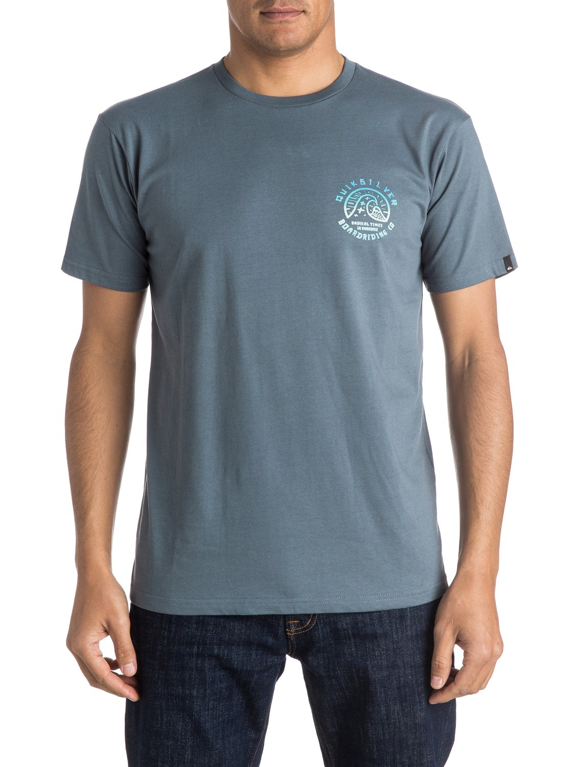 Classic faded times t shirt eqyzt03928 quiksilver for Faded color t shirts
