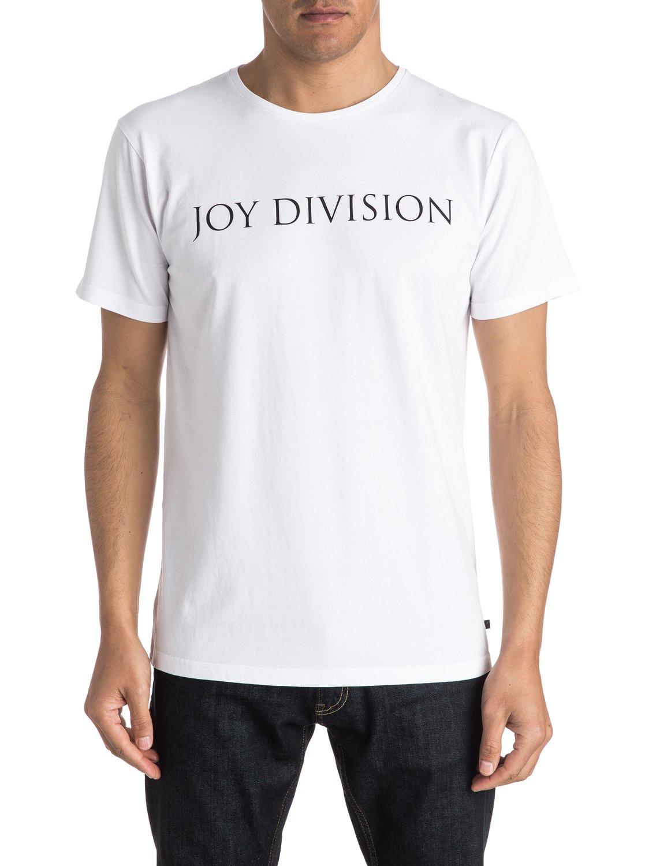 quiksilver music collab joy division logo t shirt. Black Bedroom Furniture Sets. Home Design Ideas