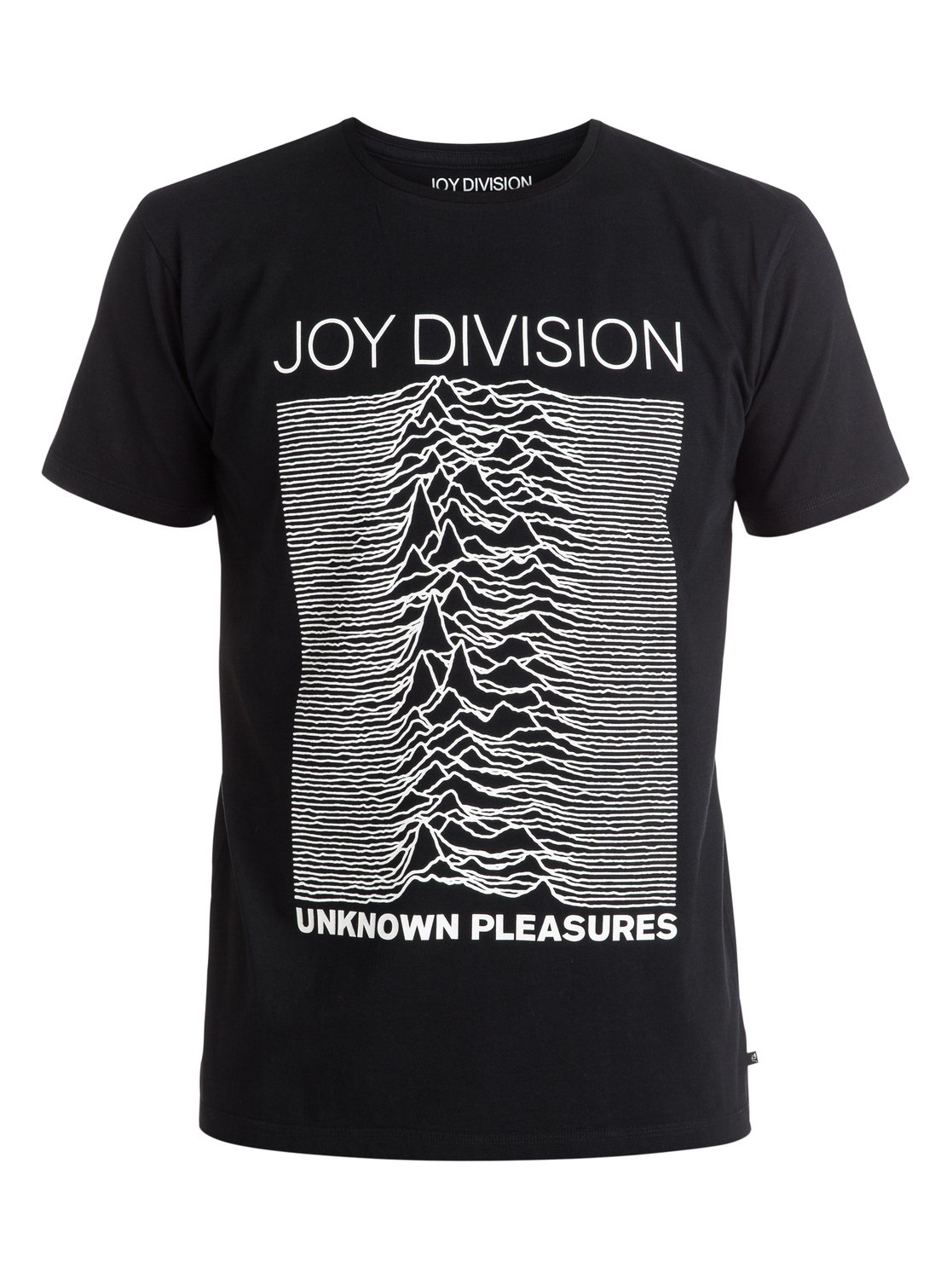 quiksilver music collab joy division unknown pleasures t. Black Bedroom Furniture Sets. Home Design Ideas