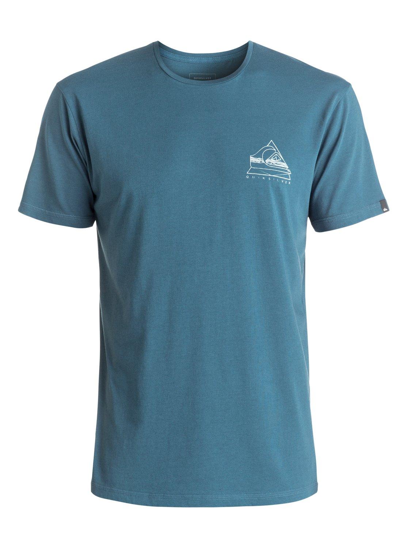 Garment Dye Solstice - Tee-Shirt pour Homme - Quiksilver
