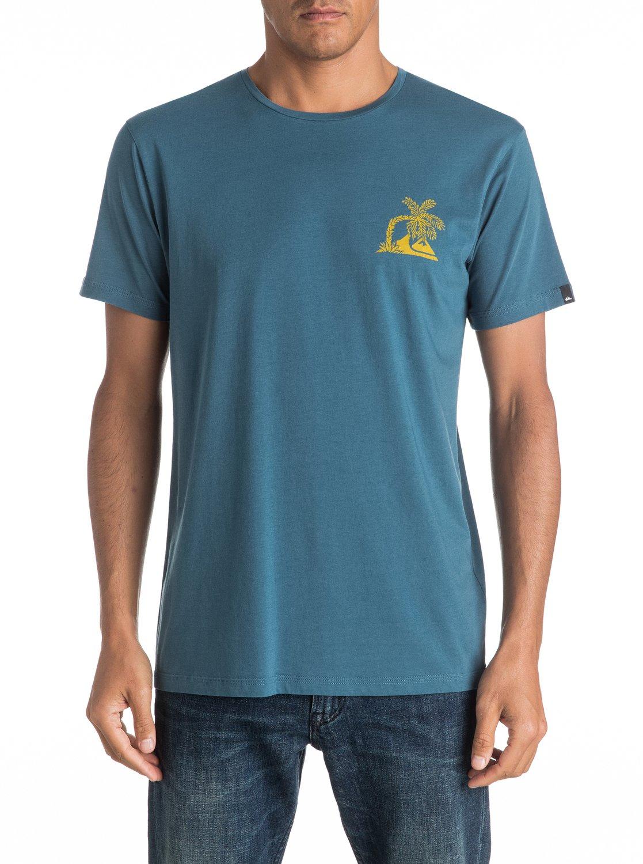 Garment Dye Never Dies - Tee-Shirt pour Homme - Quiksilver