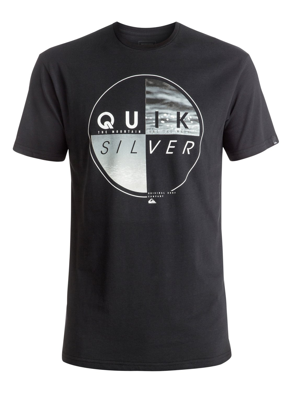 classic blazed t shirt 3613372377976 quiksilver. Black Bedroom Furniture Sets. Home Design Ideas