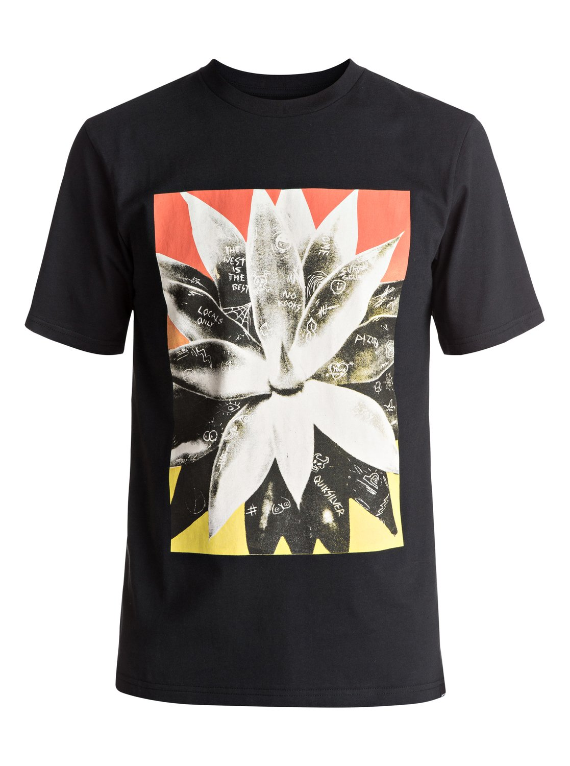 Resin Wars - Tee-Shirt pour Homme - Quiksilver