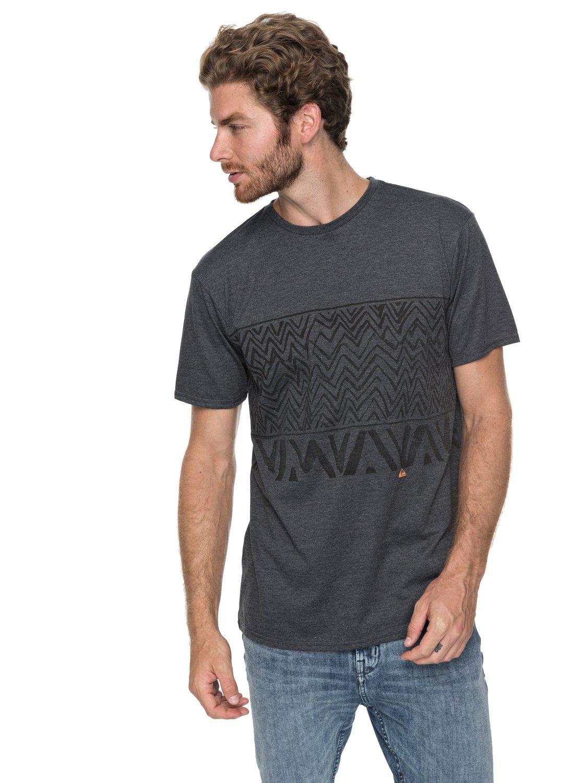 Split Kicks - T Shirt col rond pour Homme - Quiksilver