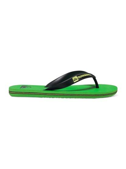 Boy's 8-16 Molokai Flip Flops от Quiksilver RU