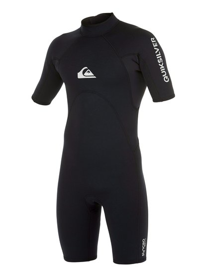Syncro Base 2/2mm - Back Zip Short Sleeve Springsuit  AQBW503007