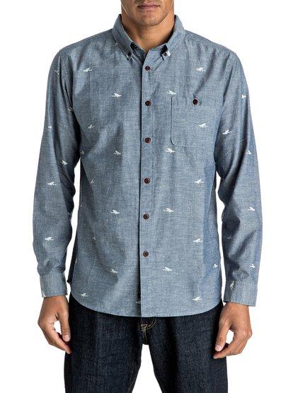 Рубашка с длинным рукавом Post Haste<br>