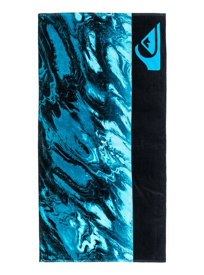 quiksilver performa towel hawaiian ocean bmj0. Black Bedroom Furniture Sets. Home Design Ideas