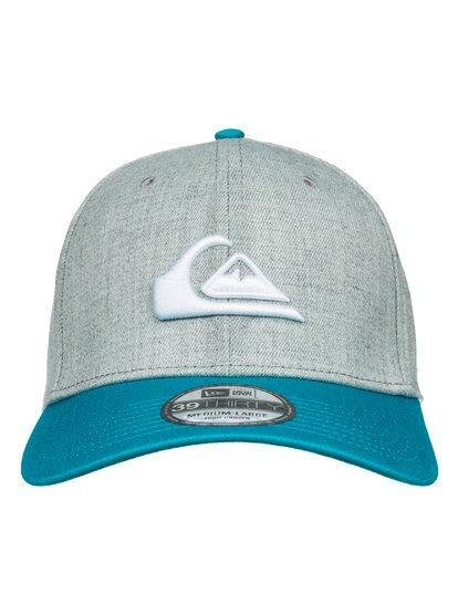 Mountain &amp; Wave Colors HatМужская бейсболка Mountain &amp;amp; Wave Colors New Era 39thirty от Quiksilver.ХАРАКТЕРИСТИКИ: эластичный крой, рельефный вышитый 3D-логотип Quiksilver спереди, ярлык с логотипом Quiksilver Mountain &amp;amp; Wave сзади.СОСТАВ: 97% хлопок, 3% эластан.<br>