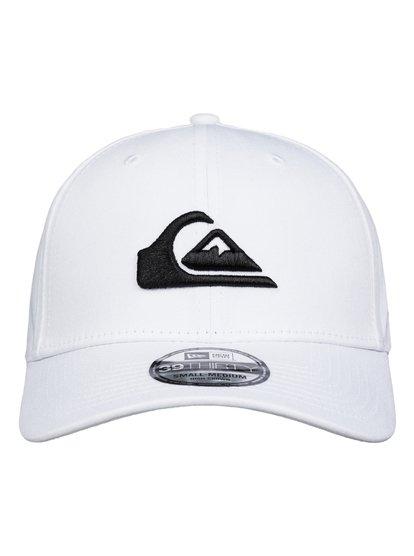 Mountain &amp; Wave Colors HatМужская бейсболка Mountain &amp; Wave Colors New Era 39thirty от Quiksilver. <br>ХАРАКТЕРИСТИКИ: эластичный крой, рельефный вышитый 3D-логотип Quiksilver спереди, ярлык с логотипом Quiksilver Mountain &amp; Wave сзади. <br>СОСТАВ: 97% хлопок, 3% эластан.<br>