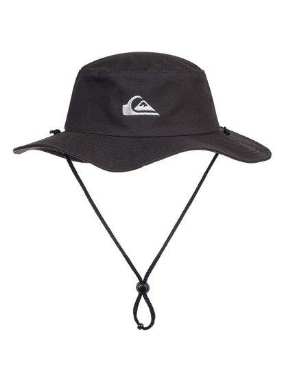 Bushmaster - Chapeau safari pour Homme - Noir - Quiksilver