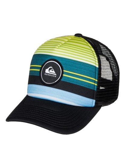 Striped Vee - Trucker Cap  AQYHA03727