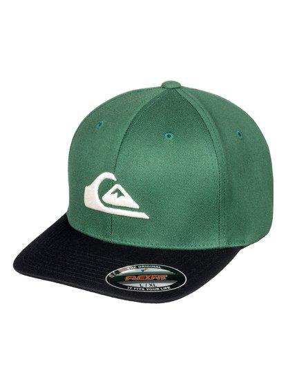 Mountain And Wave - Casquette Flexfit pour Homme - Vert - Quiksilver