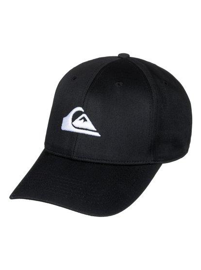 Decades - casquette snapback pour homme - noir - quiksilver