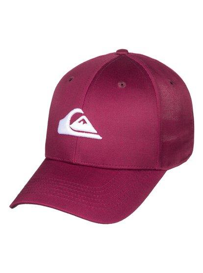 Decades - casquette snapback pour homme - rouge - quiksilver