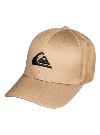Decades - casquette snapback pour homme - beige - quiksilver