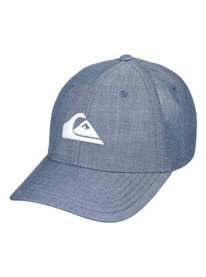 Charger Plus - casquette snapback pour homme - bleu - quiksilver