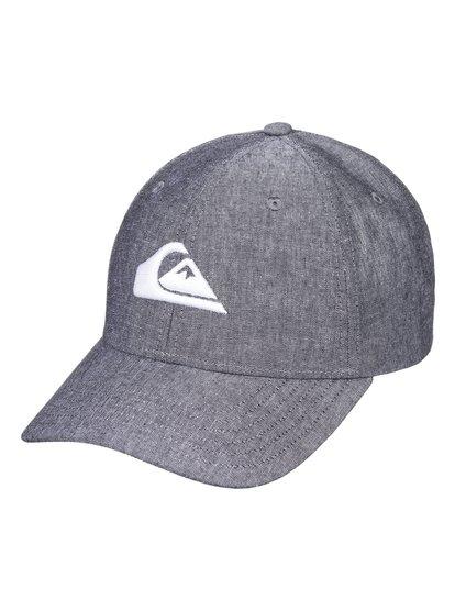 Charger Plus - casquette snapback pour homme - noir - quiksilver