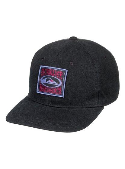 Dorry - casquette snapback pour homme - noir - quiksilver