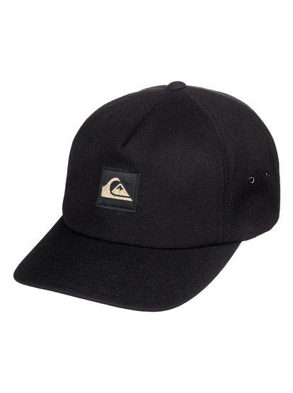 50th Gold - casquette snapback pour homme - noir - quiksilver