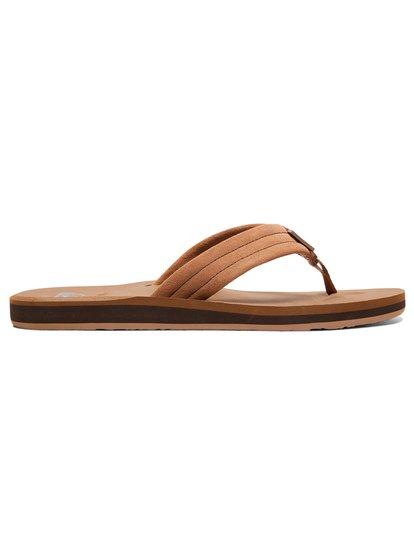 Мужские сандалии Carver Suede от Quiksilver