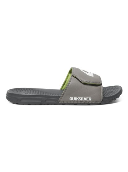 Quiksilver Shoreline Adjust Slider Flip Flops