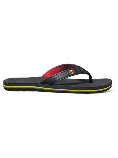 Quiksilver Men's Haleiwa Deluxe Flip Flops