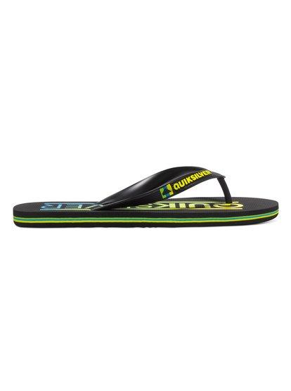 Molokai Wordmark Flip Flops