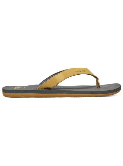 Molokai Sipe Flip Flops от Quiksilver RU