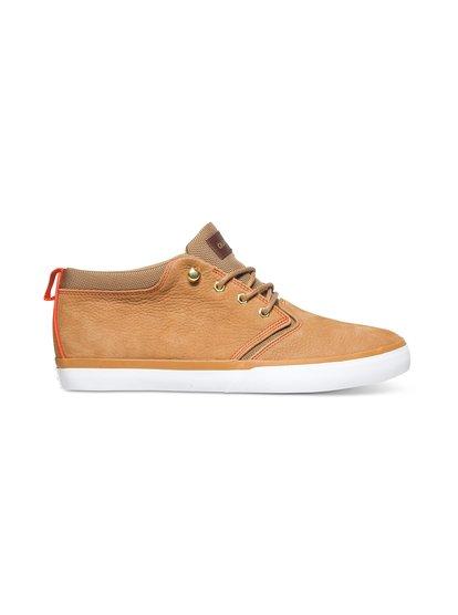 Men's Griffin FG Suede Mid Shoes. Производитель: Quiksilver, артикул: 888256773424