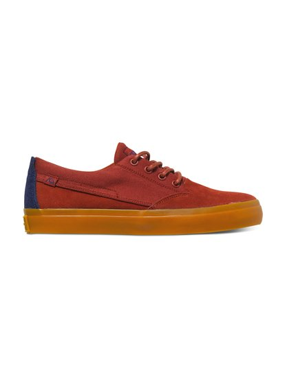 Men's Beacon Suede Lace Up shoes от Quiksilver RU