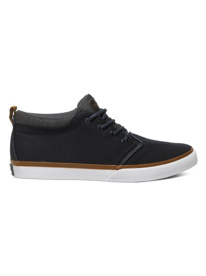 Griffin Canvas Mid Shoes