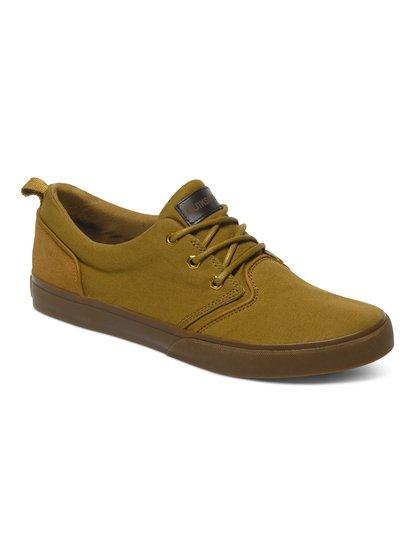 Griffin Canvas - Chaussures basses pour homme - Beige - Quiksilver