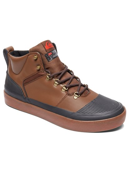 Ботинки Grebe - Коричневый