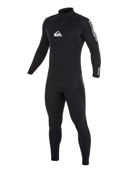 Syncro Base 3/2mm - Back Zip Wetsuit  AQYW103083